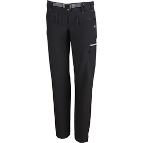 High Colorado Nos Monte-L-SL Pantalon de trekking Femme, black